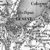 Carte Dufour 1845-1865